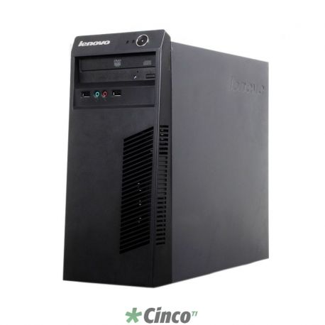 Desktop Lenovo 62 Intel Pentium G2030, 3.0Ghz, 2GB, HD 500GB, DVD-RW, Free DOS
