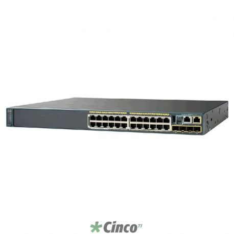 Cisco Catalyst 2960 8 10/100 + 1 T/SFP LAN Lite Image
