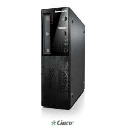 Desktop Lenovo PC Thinkcentre Edge 72, Intel Core i3-3240 3.4Ghz, 4GB, HD 500GB, Windows 8 Pro 64, SFF 3497S1P