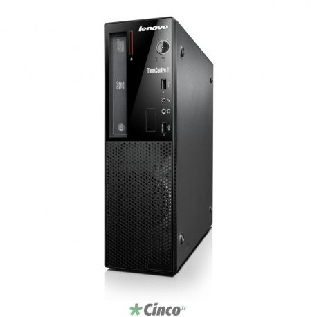 Desktop Lenovo PC Thinkcentre Edge 72, Intel Core i3-3240 3.4Ghz, 4GB, HD 500GB, Windows 8 Pro 64, SFF