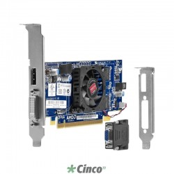 Placa de Vídeo HP Amd Radeon HD 7 B1R44AA
