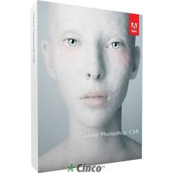 Photoshop CS6 - Upgrade Photoshop ou Photoshop Ext. CS3, CS4, CS5 ou Acrobat X Suite