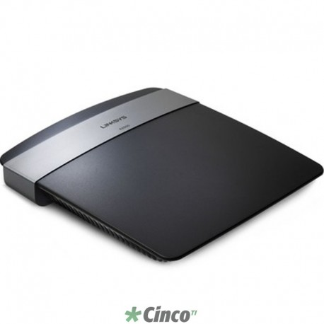 Roteador Linksys E2500 N600 Dual-Band Wi-fi Wireless E2500