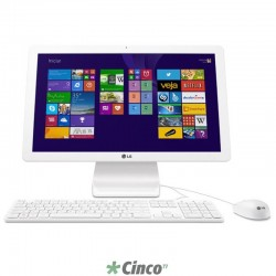 All in One - LG Windows 8.1, Processador Intel® Celeron® N2930 (Quad Core), 500 GB HD, 4GB 22V240-L.BK31P1