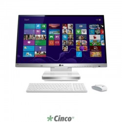 All in One LG Windows 8.1, 4ª Geração Processador Intel® Core™ I5, 1TB HDD, 4GB 27V745-G.BK33P1