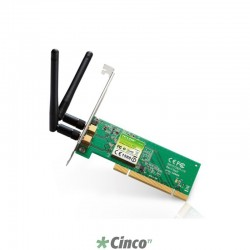 Adaptador TP-LINK PCI Wireless N 300Mbps TL-WN851ND