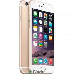 Iphone 6 Ouro 16GB Apple MG3D2BR/A