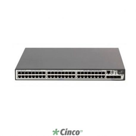Switch 5500G-EI - 48x 10/100/1000 Mbps + 4x mini-GBIC