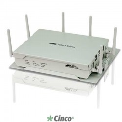 Ponto de Acesso Allied Telesis IEEE 802.11 n 2X2: 2SS AT-TQ2450