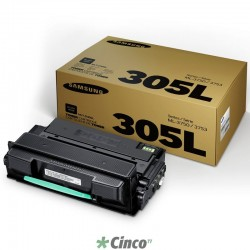 Toner Preto ML-3750ND Rendimento 15000 páginas MLT-D305L/XAZ