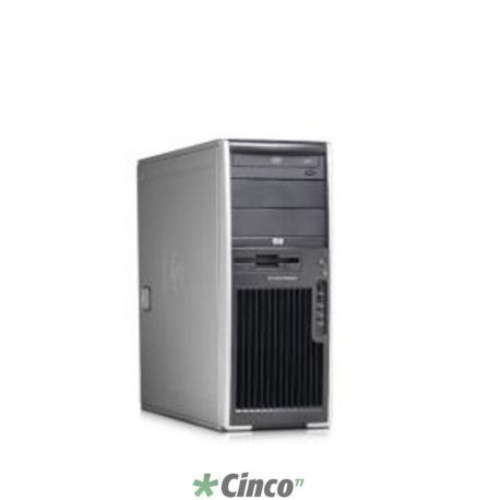 Workstation Xw4600 Intel Core 2 Quad Q9550, Disco 250GB, Memória 2GB, DVD RW, Vista Business, MT