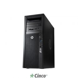 Workstation HP Z220, Intel Xeon E3-1240, 8GB RAM, HD 500GB, Nvidia 600, Windows 7, Torre, C9K73LT