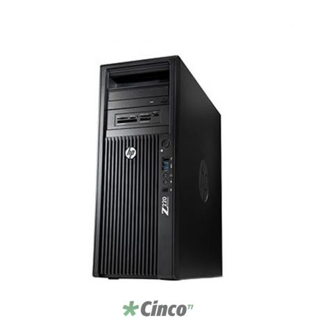 Microcomputador HP Z220 MT C9K73 E3-1240 8GB 500GB Nvidia 600 Win 7