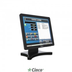 "Monitor Tanca Touch Screen 15"" TMT-520"