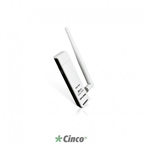 Adaptador TP-LINK USB Wireless Dual Band de Alto Ganho AC600 Archer T2UH