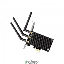 Adaptador TP-LINK PCI Express Wireless Dual Band AC1900 Archer T9E
