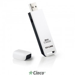 Adaptador TP-LINK USB Wireless Dual Band N600 TL-WDN3200