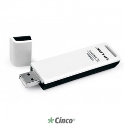 Adaptador TP-LINK USB Wireless N 150Mbps TL-WN721N