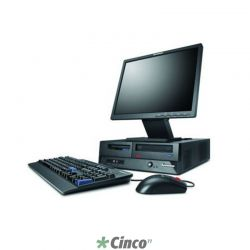 ThinkCentre M57e Pentium Dual Core E2180 (2.00GHz), 1GB DDR2 667MHz, 160GB DVD-RW, Vista Business