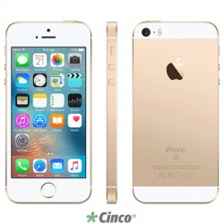 Iphone SE Ouro 64GB Apple MLXP2BZ/A