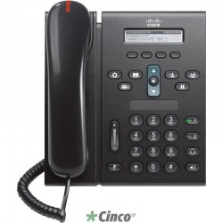 Telefone IP Unified 6921 Cisco, CP-6921-C-K9