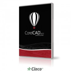 CorelCAD 2017 License PCM ML Lvl 3 (51-250) LCCCAD2017MLPCM3