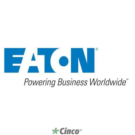 No-break Eaton with 64-Battery 3 High 15 kVa 13.5kW 220/220