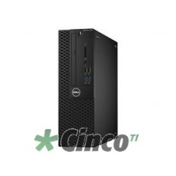 DESK DELL OPT 3050 SFF I3-7100 WIN 10 PRO 4GB 500GB DVDRW 1 ONSITE Novo Optiplex 3050 SFF