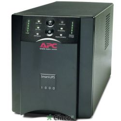 APC Smart-UPS 1000VA USB & Serial 120V sua1000
