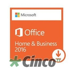 Microsoft Office Home & Business 2016 ESD T5D-02324