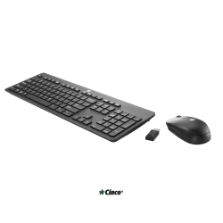HP Slim Wireless Teclado e Mouse T6L04AA