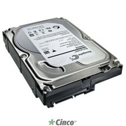 Disco Rígido Seagate Constellation, SATA 6GB/s, 3TB, 7200RPM, ST33000650NS