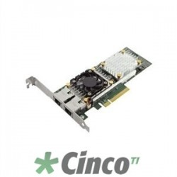 Placa de Rede Broadcom 57810 Dual Port 10Gb Base-T Network 540-BBGU