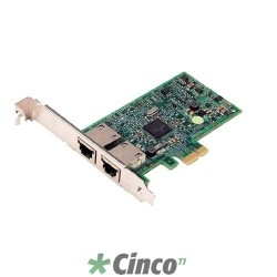 Placa de Rede Broadcom 5720 Dual Port 1Gb Low Profile 540-BBGW