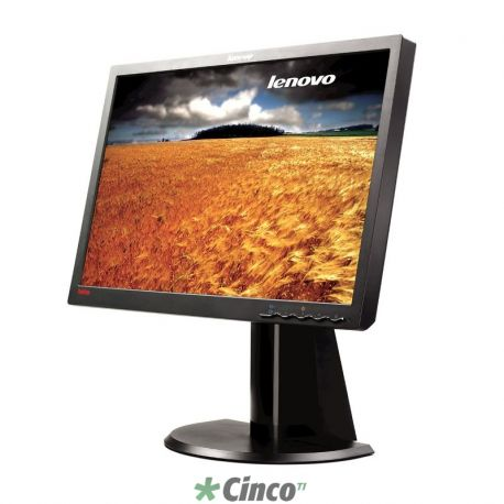 Monitor ThinkVision Lenovo, 24""