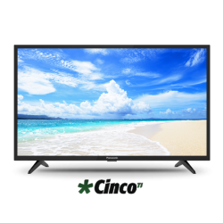 "Panasonic SmarTV LED HD 32"" Dual Core TC-32FS500B"