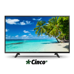 "Panasonic SmarTV LED HD 40"" TC-40FS600B"