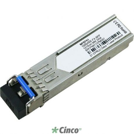 100BASE-FX Mini-GBIC SFP Transceiver