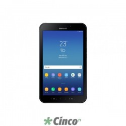 """Tablet Samsung Galaxy Active 2, 4GB, Tela 8"""", 16GB, Android N, Wi-Fi, Caneta S-Pen SM-T395NZKPZTO"""