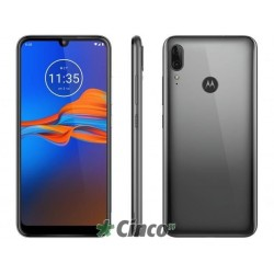 Smartphone Moto E 6 Plus Dual 4G Android 9 32GB PAG90000BR