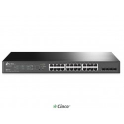 Switch Tp-link Smart T1600g-28ps (Tl-sg2424p)