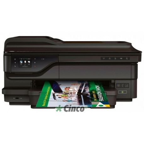 HP Officejet 7612 e-All-in-One para formatos grandes - A3