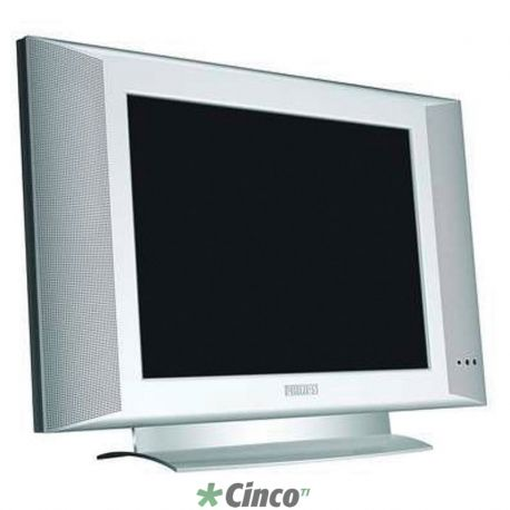 "Flat TV, 20"", LCD Philips"
