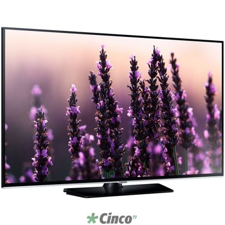"Smart TV LED 40"" Samsung Full HD - Conversor Integrado 3 HDMI 2 USB Wi-Fi"