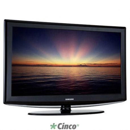 "Televisão 40"" LCD Samsung Series 6 Full HD Decoder Integrado Preto"