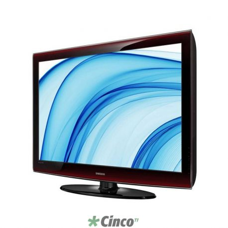 "Televisão 46"" LCD Samsung Series 6 Full HD Decoder Integrado Preto"