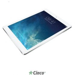 Tablet Apple iPad Air 64GB 4G Wi-Fi Cinza Espacial Desbloqueado MD793BR/A