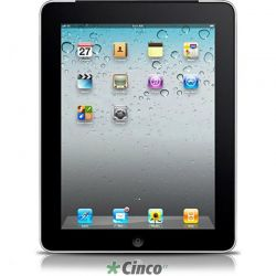 Tablet Apple iPad 64GB 3G Wi-Fi Desbloqueado MC497BZ/A