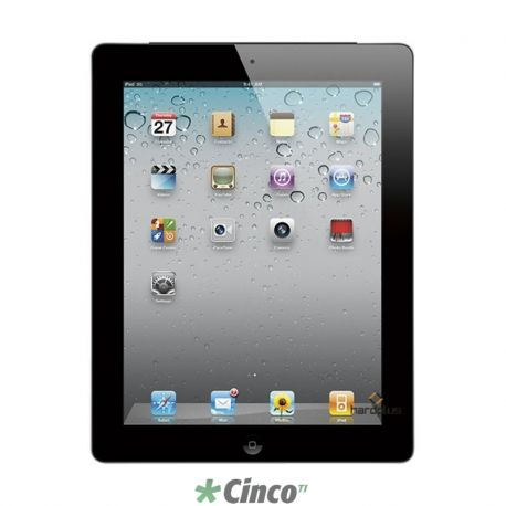 Tablet Apple iPad 2 32GB Wi-Fi Preto