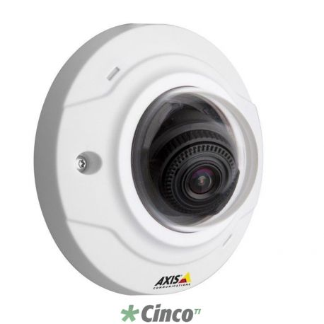 AXIS M3004-V Fixed Dome Network Camera 720P Indoor